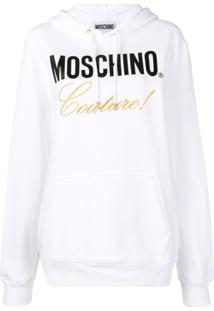 Moschino Camiseta 'Couture!' - Branco