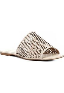c3eac8ab1a Rasteira Shoestock Slide Laser - Feminino