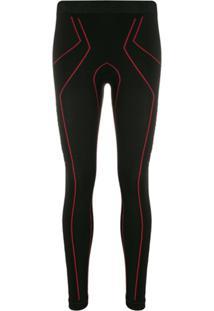 Unravel Project Legging Texturizada - Preto