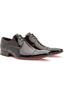 Sapato Social Bigioni Masculino - Masculino-Preto