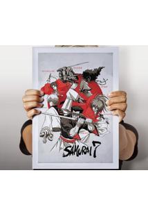 Poster Sete Samurais