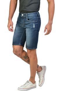 Bermuda Jeans Skinny Yck'S