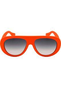 b0fc261a6a7d8 Óculos De Sol Havaianas Rio M 223846 Qpr-Ls 54 Laranja