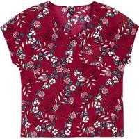 Blusa Feminina Em Tecido De Viscose Com Bolso Frontal 02f20d3fb86