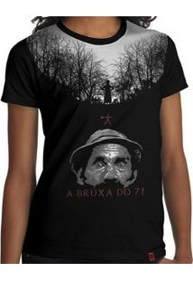 Camiseta Bruxa Do 71