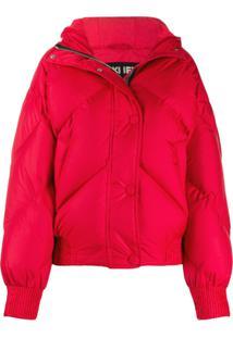 Ienki Ienki Puffer Jacket - Vermelho