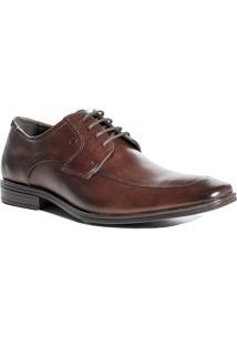 Sapato Masculino Em Couro Democrata Savana