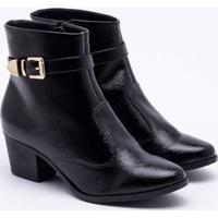 c5252e1a1 Ankle Boot Outono Inverno 2015 Sintetica feminina   Shoes4you