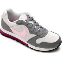9d246e630d8 Netshoes. Tênis Infantil Nike Md Runner 2 - Feminino