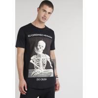 093ff35648a4a Camiseta Masculina