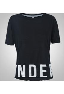 dfb47bc751 Camiseta Under Armour Threadborne Train - Feminina - Preto
