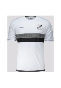 Camisa Santos Approval Branca