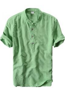 Camisa Vancouver - Verde