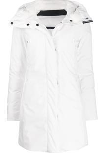 Freedomday Hooded Lubiana Jacket - Branco