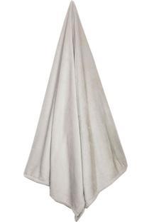 Cobertor Solteiro Loft Concreto (150X220Cm)