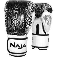 80877775d Luva De Boxe   Muay Thai Feminina Naja Animal Print Cobra 12 Oz - Feminino
