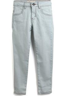 Calça Jeans Reserva Mini Menino Lisa Azul