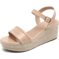 Sandália Ana Hickmann Nude feminina   Shoes4you 9ecb68ec5c