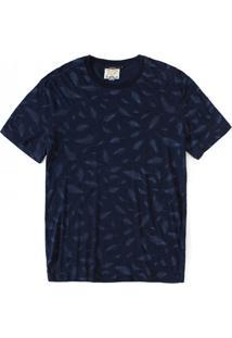 Camiseta Blue Feather