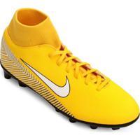 Chuteira Campo Nike Neymar Superfly 6 Club Fg Mg 48248e862822a