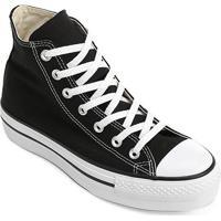 e041e1243a0 Netshoes. Tênis Converse Chuck Taylor All Star Platform Hi - Feminino