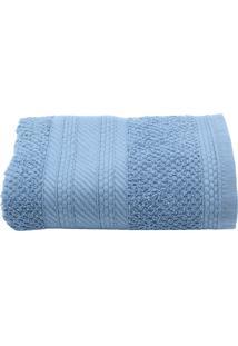 Toalha De Rosto Karsten Empire Azul - Tricae