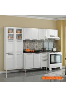Cozinha Compacta Tarsila L 10 Pt Branca