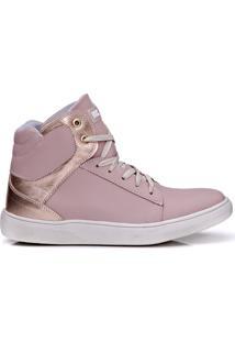 Tênis Sneaker Masculino Rockfit Soundgarden Rosê