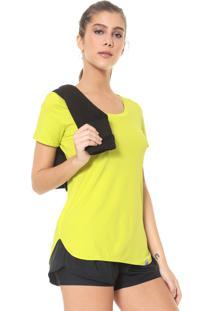 Camiseta Alto Giro Neon Verde