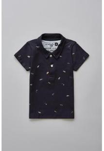69f6944a36 Camisa Polo Masculina Infantil Bb Sudoeste Reserva Mini - Masculino