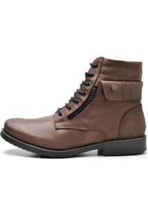 Bota Boots Reta Oposta 896 Suflair - Fossil Café