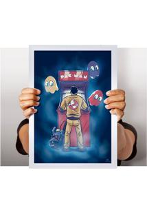 Poster Arcade Buster