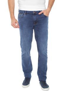 Calça Jeans Guess Masculina Skinny Blue - 27099
