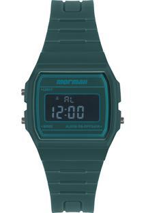 Relógio Digital Mormaii Feminino - Mojh02Bh/8V Verde