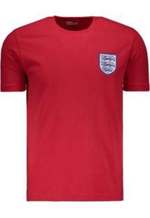 5c393091df320 Camisa Inglaterra Retrô I 1966 Masculina - Masculino