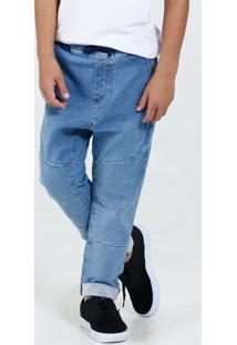 Calça Infantil Jeans Saruel Marisa
