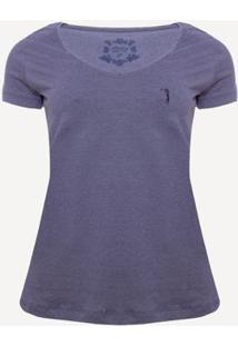 Camiseta Aleatory Live Feminina - Feminino