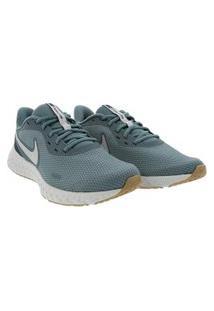 Tênis Nike Revolution 5 Esportivo Masculino Azul