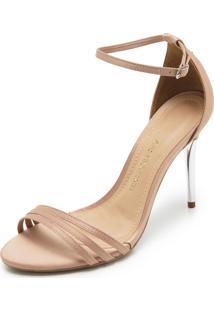 517ec0732a14c Sandália Ana Hickmann Marrom feminina   Shoes4you