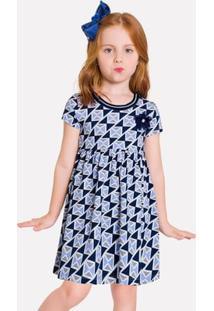 Vestido Infantil Milon Cotton 12030.0452.2