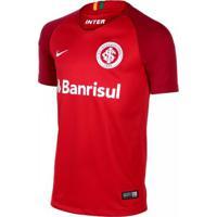 Camisa Nike S.C. Internacional Torcedor 2018 19 Juvenil d33c1ecd203a7
