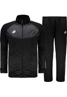 Agasalho Lotto Sportswear Cortese Elanca - Masculino
