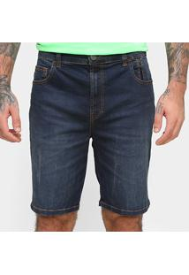 Bermuda Jeans Ellus 2Nd Floor Slim Masculina - Masculino