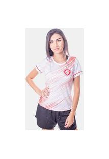 Camiseta Internacional Orgulho Do Brasil 2020 Feminina