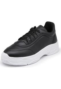 Tênis Sneaker Impermanence Preto