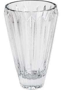 Vaso Linearis- Cristal- 27Xø16,5Cmrojemac