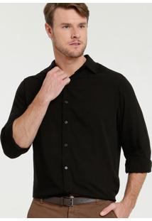 Camisa Masculina Manga Longa Gups