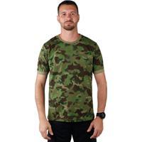 47c0ddd1e5 Camiseta Treme Terra Soldier Multicam