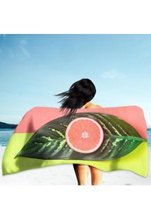 Toalha De Praia / Banho Tropical Summer
