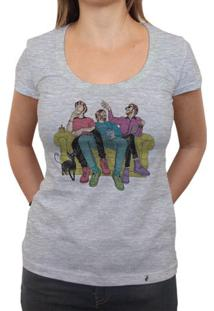 Friends - Camiseta Clássica Feminina